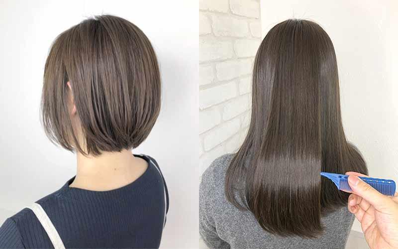 艶髪が叶う美容室
