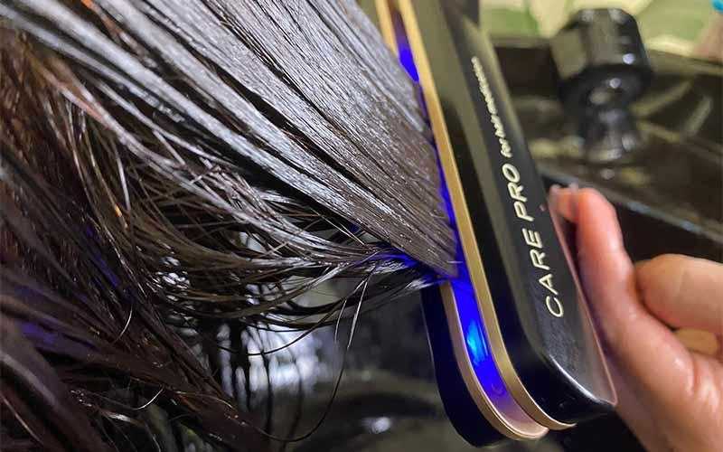 高機能な機器・薬剤で艶髪を創る
